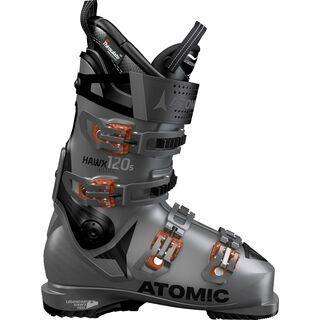 Atomic Hawx Ultra 120 S 2020, anthracite/black/orange - Skiboots