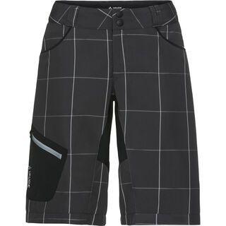 Vaude Women's Craggy Shorts inkl. Innenhose, phantom black - Radhose
