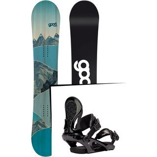 Set: goodboards Julia 2017 + Ride LXH (1770156S)