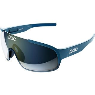 POC Crave, cubane blue/Lens: light blue electric mirror - Sportbrille