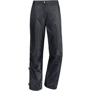 Vaude Women's Yaras Pants, black - Regenhose