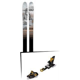 Set: Icelantic Pioneer 2016 + Marker Kingpin 10 (1289300)