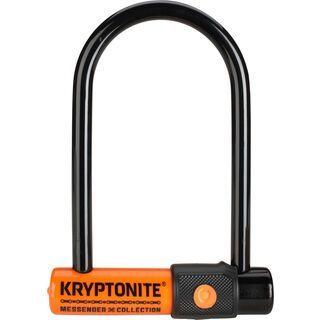 Kryptonite Messenger Mini, orange/schwarz - Fahrradschloss