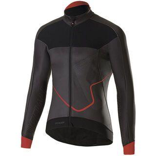 Specialized Element SL Expert Jacket, black/rocket red - Radjacke