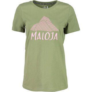 Maloja PitschenM., bamboo - T-Shirt