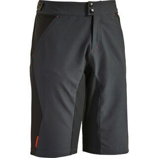 Cube Blackline Shorts, black´n´grey - Radhose