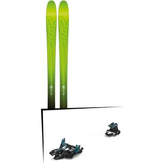 Set: K2 SKI Pinnacle 95 2017 + Marker Alpinist 9 (2319305)