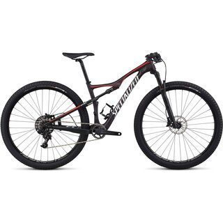 Specialized Era FSR Expert Carbon World Cup 29 2017, red tint carbon/red/blue - Mountainbike