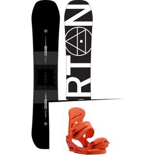 Set: Burton Custom X 2019 +  Mission EST (1931079S)