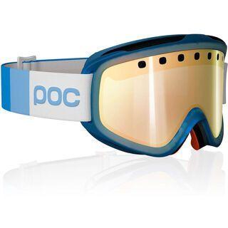 POC Iris Stripes, Krypton Blue - Skibrille