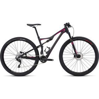 Specialized Era Comp Carbon 29 2016, carbon/charcoal/pink - Mountainbike