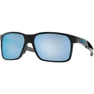 Oakley Portal X Prizm Deep Water Polarized, polished black - Sonnenbrille