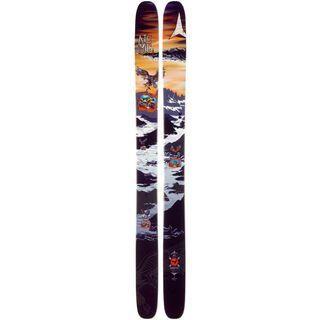 Atomic Bent Chetler 2014, black/yellow - Ski