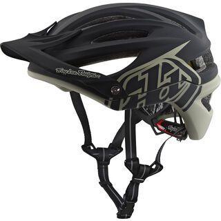 TroyLee Designs A2 Decoy Helmet MIPS, black/stone - Fahrradhelm