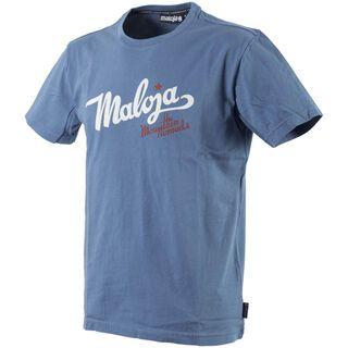 Maloja EnesM., azur - T-Shirt