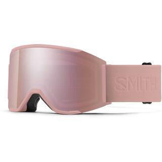 Smith Squad Mag inkl. WS, rock salt flood/Lens: cp everyday rose gold mir - Skibrille