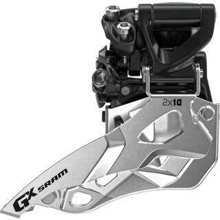 SRAM GX 10-fach Umwerfer - High Clamp, Top Pull