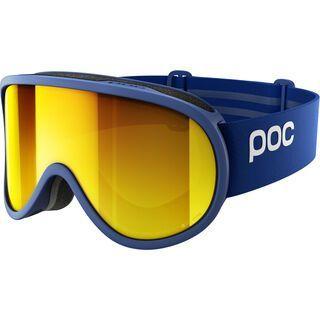 POC Retina Clarity, basketane blue/spektris orange - Skibrille