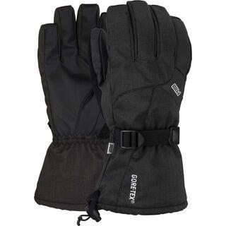 POW Gloves Warner GTX Long Glove, black - Snowboardhandschuhe