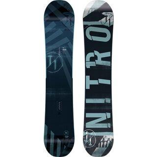 Nitro T1 Wide 2020 - Snowboard