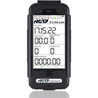 NC-17 Connect iPhone 6, 6s Bike Case + Halterung, black - Schutzhülle