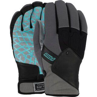 POW Gloves Zero.2, black - Snowboardhandschuhe