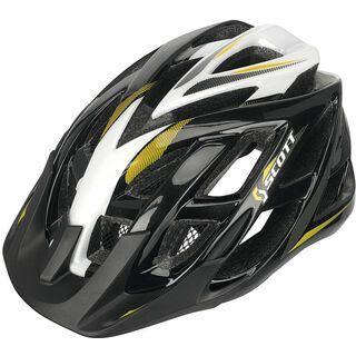 Scott Spunto, black/white - Fahrradhelm