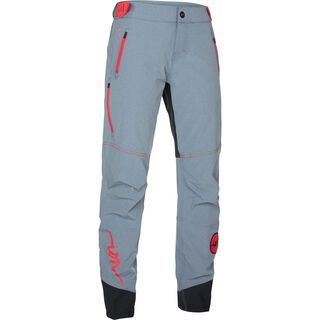ION Pant Collision, stone grey melange - Radhose