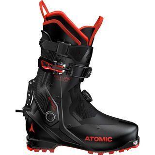 Atomic Backland Carbon 2021, black/red - Skiboots