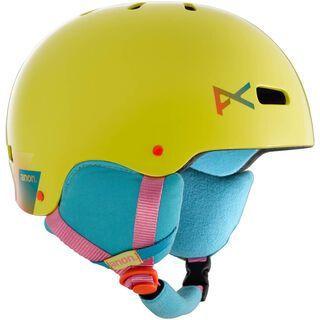 Anon Rime, sweet tart - Snowboardhelm