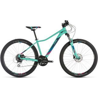 Cube Access WS EXC 27.5 2019, mint´n´berry - Mountainbike