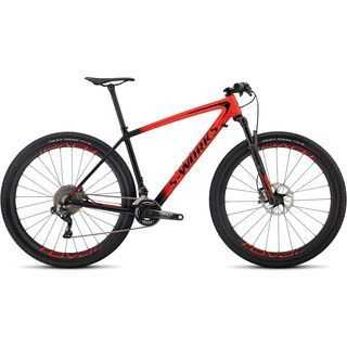 Specialized S-Works Epic HT Di2 2018, red/black - Mountainbike