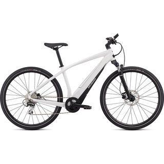 Specialized Men's Turbo Vado 1.0 2019, metallic white/black - E-Bike