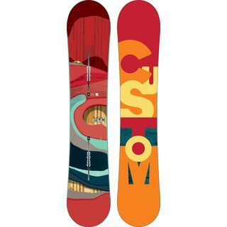 Burton Custom Flying V Wide 2016 - Snowboard