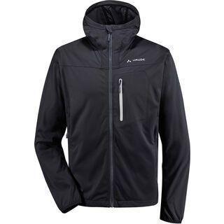 Vaude Men's Durance Hooded Jacket, black - Softshelljacke