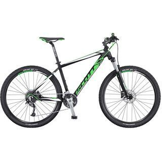Scott Aspect 740 2016, black/green/white - Mountainbike