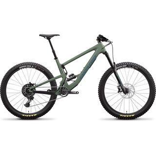 Santa Cruz Bronson C R+ 2020, olive/blue - Mountainbike