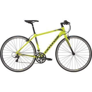 Cannondale Quick Speed 3 2016, neon spring/black - Fitnessbike