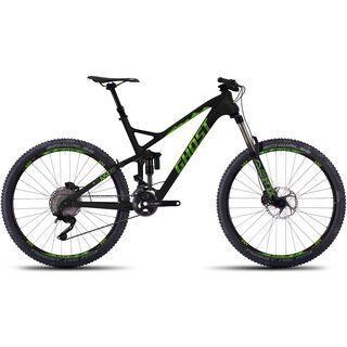 Ghost SL AMR X LC 8 2016, black/green - Mountainbike