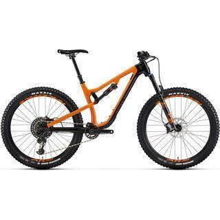 Rocky Mountain Pipeline Carbon 50 2019, black/orange/grey - Mountainbike