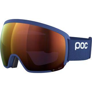 POC Orb Clarity Spektris Orange lead blue