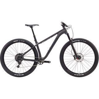 Kona Honzo CR Trail DL 2017, carbon/black - Mountainbike