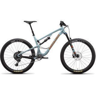 Santa Cruz 5010 AL R+ 2020, robins egg/orange - Mountainbike