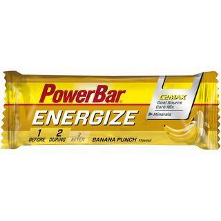 PowerBar Energize - Banana Punch - Energieriegel