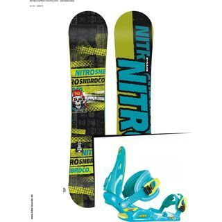Set: Nitro Ripper Youth  +  Charger (476817S)