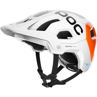 POC Tectal Race NFC SPIN AVIP hydrogen white/fluorescent orange avip