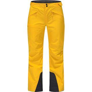 Haglöfs Lumi Form Pant Women, pumpkin yellow - Skihose