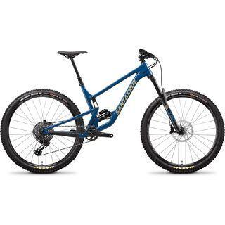 Santa Cruz Hightower AL S 2020, blue/desert - Mountainbike