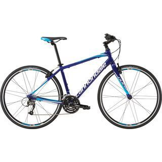 Cannondale Quick 4 2016, cobalt/blue - Fitnessbike