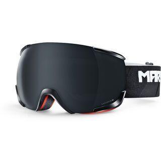 Marker 16:10 Plus OTIS inkl. Wechselscheibe, black/Lens: black light hd - Skibrille